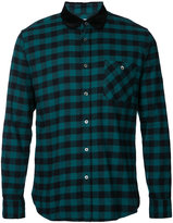 Sacai checked shirt - men - Cotton - I