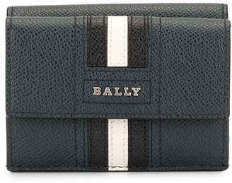 Bally Logo Plaque Small Wallet