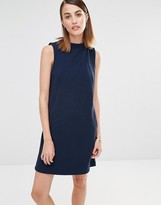 Selected Sleeveless Sweat Dress