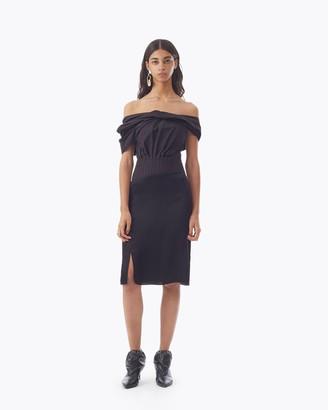 3.1 Phillip Lim Single Shoulder Mini Dress