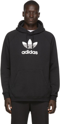 adidas Black Premium Hoodie
