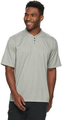 Hi-Tec Mens Sequoia Short Sleeve Tee Tech Thermal Polo Shirt
