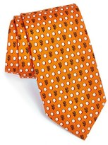Vineyard Vines Men's 'San Francisco Giants - Mlb' Woven Silk Tie