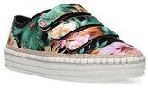 Fergie Grove Espadrille Floral-Print Sneakerds
