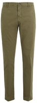 J.w.brine J.W. BRINE Owen stretch-cotton chino trousers