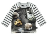 Molo Infant Boy's Elton Soccer T-Shirt
