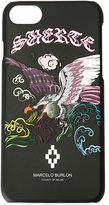 Marcelo Burlon County of Milan 'Amarau' printed iPhone 7 case - women - plastic - One Size