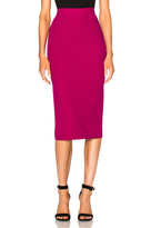 Roland Mouret Arreton Stretch Viscose Skirt