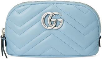 Gucci GG Marmont medium cosmetic case