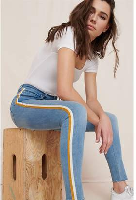 Garage High Rise Jegging - - FINAL SALE