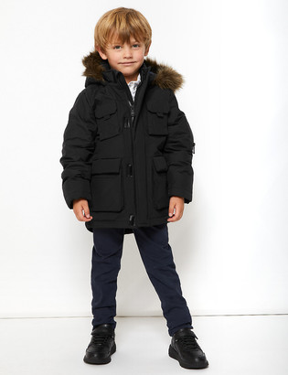 Marks and Spencer Stormwear Hooded Parka (2-7 Yrs)