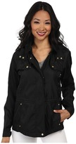 Vince Camuto Hooded Parka w/ Quilting Anorak