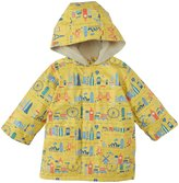 Magnificent Baby World Cities Raincoat (Baby) - Yellow-24 Months
