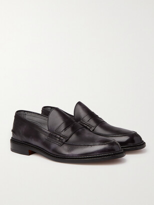 Tricker's Adam Leather Loafers