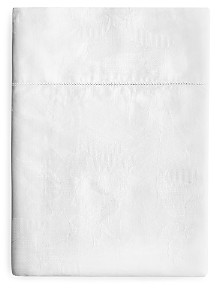 Yves Delorme Romance Flat Sheet, Queen - 100% Exclusive