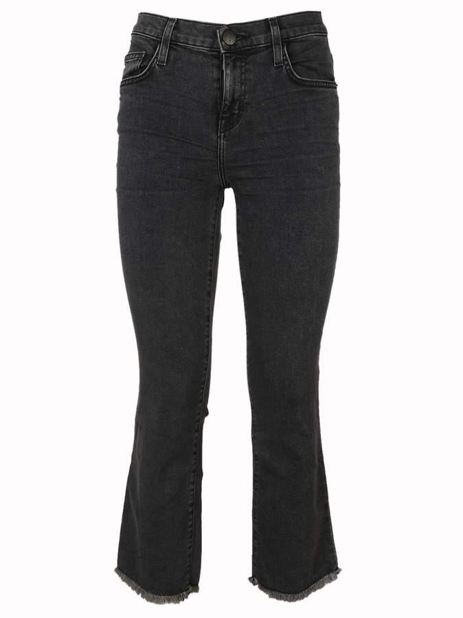 Current/Elliott Evermore Raw Hem Jeans