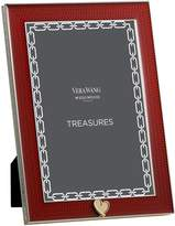 Wedgwood Treasures With Love Red Heart Gift Frame 4x6