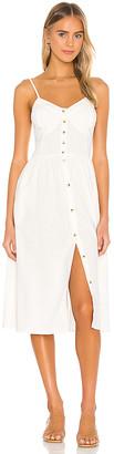 ROLLA'S Eve Linen Dress