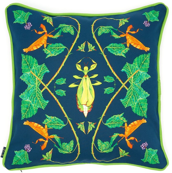 Wilful Ink Phyllium Cushion Cover