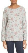 Soft Joie Women's 'Annora B' Floral Print Sweatshirt
