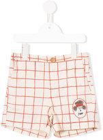 Bobo Choses checked shorts