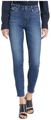Paige Hoxton Ankle in Socal (Socal) Women's Jeans