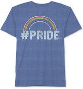 Hybrid Men's # Pride Graphic T-Shirt
