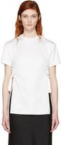 Ellery Ivory Montagues T-shirt