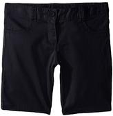 Nautica Girls Plus Five-Pocket Shorts (Big Kids)
