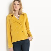 La Redoute Collections Short Trench Coat, 100% Lyocell