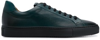 Doucal's low-top lace-up sneakers