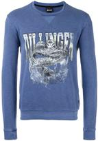 Just Cavalli 'Dilliger' sweatshirt - men - Cotton - S