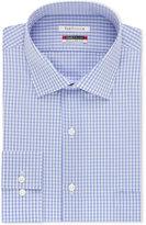 Van Heusen Men's Classic-Fit Wrinkle Free Flex Collar Check Dress Shirt