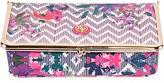 Adrienne Vittadini Floral Kisslock Wallet