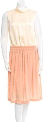 Chloé Silk Dress w/ Tags