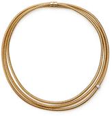 Roberto Coin Primavera 18K Two-Tone Gold & 0.09 Total Ct. Diamond Station Necklace