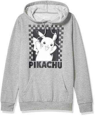 Pokemon Men's Hooded Sweatshirt