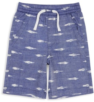 Peek Little Boy's & Boy's Alex Chambray Shorts