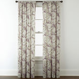 Royal Velvet Diane Rod-Pocket Curtain Panel