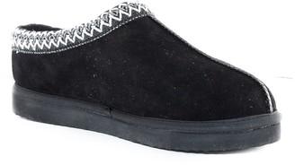 Nest Footwear Slumber Suede Slip-On Clog Slipper