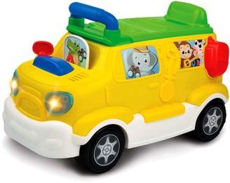 N. Winfun Learn 'N Ride Safari Truck