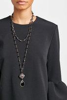 Alexander McQueen Embellished Necklace