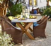 Pottery Barn Abbott Custom-Fit Outdoor Furniture Covers