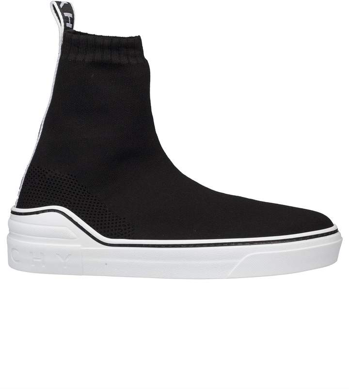 Givenchy Slip-on Logo Sneakers