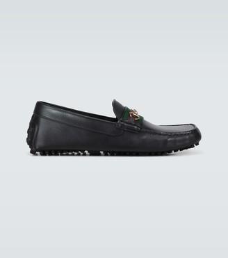Gucci Ayrton Horsebit loafers