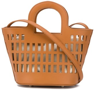 Hereu Cut-Out Tote Bag