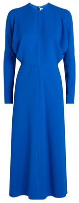 Victoria Beckham Dolman-Sleeve Dress