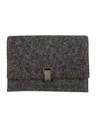 Proenza Schouler Small Lunch Bag Grey