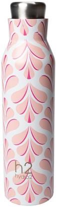 Hydro2 Mizu Stainless Steel Water Bottle 500ml Momo Pink