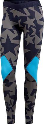adidas Womens Alphaskin Iteration Sport Long Tights